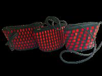 Baganara handbag, red