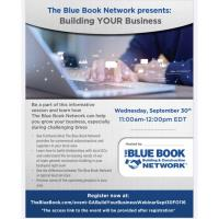 Building YOUR Business - The Blue Book Network