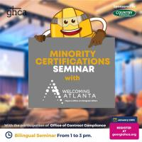 City of Atlanta: Certification Webinar
