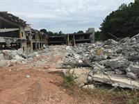 Hertz Parking Deck Demolition at Hartsfield Jackson Atlanta International Airport