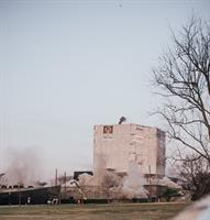 Georgia Archive Building Implosion