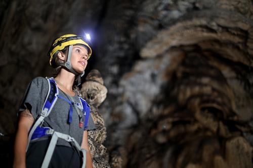 slaughter Cave at Carlsbad Caverns National Park