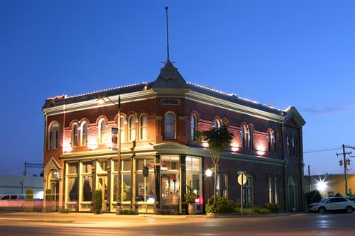 Trinity hotel and restaurant