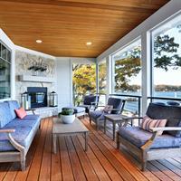 Lake Gem Screened Porch