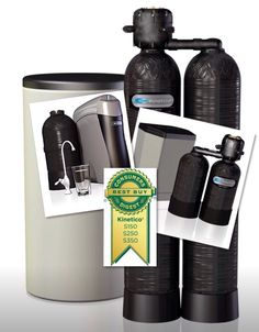 Award winning products.