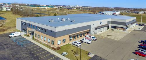 Coopersville Warehouse & Service Center