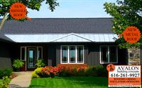 Avalon Building Concepts replaced a roof with shingles and metal in Alto.  Avalon is a Grand Rapids GAF Master Elite roofer, WOOD TV 8's Roofing Expert and three-time President's Club Award winner. Our customer service has earned us an A+ rating with the Better Business Bureau, a Super Service Award with Angies List, Best of Houzz 2017 honors and Elite Service Professional status with Home Advisor. We offer roofing, siding, insulation, windows and much more.