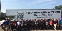 The TWO MEN AND A TRUCK Grand Rapids North team!