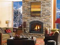 Heat & Glo Cerona Gas Fireplace