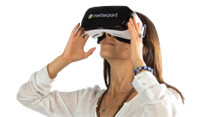 Perspective 3-D will visit your company party, trade show or business meeting to show off your 3D spaces in virtual realty at no extra charge.