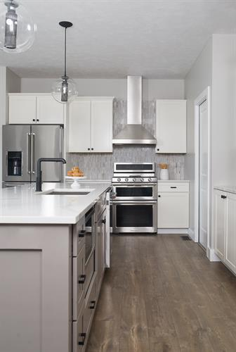 Transitional Condo Remodel- Kitchen