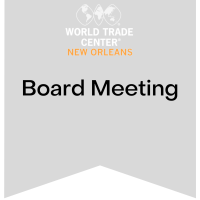 WTCNO Board Meeting
