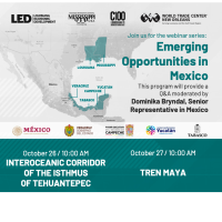 Emerging Opportunities in Mexico hosted by LED