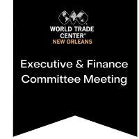 WTCNO Executive & Finance Committee Meeting 3/2/2021