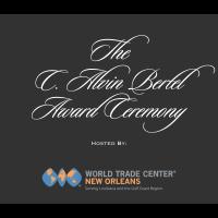 2021 C. Alvin Bertel Award Ceremony