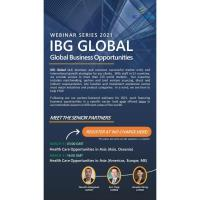IBG Global Webinar Series 2021