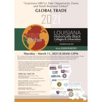 Global Trade 2021 presented by Louisiana HBCU