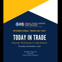 2021 Louisiana International Trade Day