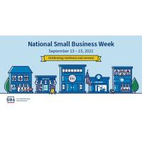 National Small Business Week Virtual Summit for Business Tips and Resources