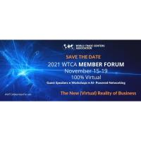 The 2021 WTCA Member Forum: The New (Virtual) Reality of Business