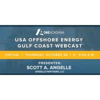 USA Offshore Energy Gulf Coast Webcast
