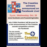 The Coasties Facebook Live Presentation