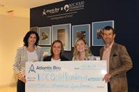 Atlantic Bay Mortgage Group raises more than $21,000 for local nonprofits