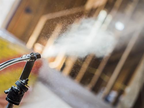 AeroBarrier Spray Nozzle
