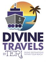 Divine Travels by Teri