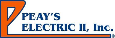 Peay's Electric II Inc.