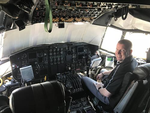 Sure, I'll take the controls. Glad my friend it the pilot however!