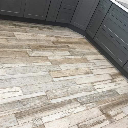 coastal look; porcelain tile; multiple sizes