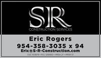 S.R. Construction Services