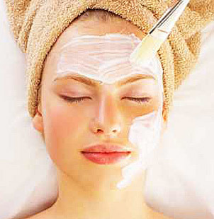 Facials for Women, Men. Student pricing available.