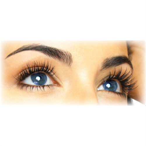 Brow shaping, lash and brow tinting, lash lifting