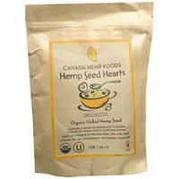 Our 454 (1LB) bag of Organic Hemp Seed Hearts