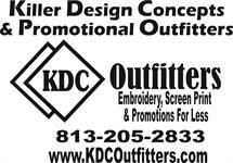 KDC Outfitters /Killer Design Concepts & Promotional Outfitters