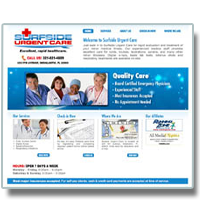 Website: Surfside Urgent Care