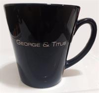 George & Titus Coffee Mugs