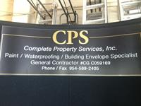 Complete Property Services Trade Show Display