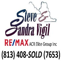RE/MAX - Steve & Sandra Vigil ** 813-408-SOLD