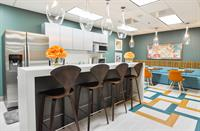Northdale Executive Suites kitchen/lounge