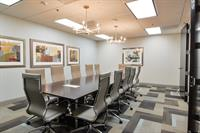Northdale Executive Suites large conference room