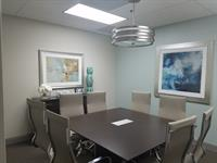 Northdale Executive Suites small conference room