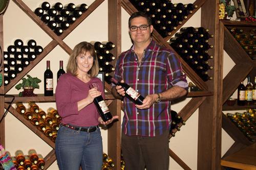 Owners, Sue Hardy & Corey Kempton