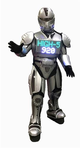 High Five Hype Robot