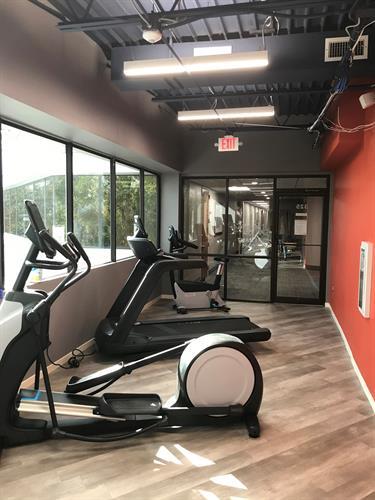 Tenant Gym