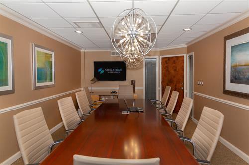2nd Floor Large Meeting Room