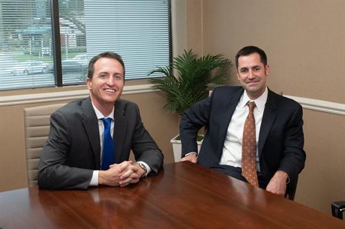 Scott Slater and Javan Grant