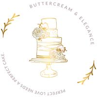 Buttercream and Elegance